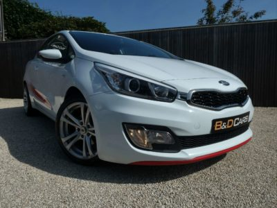 Kia ProCeed / pro_cee'd 1.4i CLIMA/16″/PDC/BT/MULTIMEDIA/CRUISE.. bei B&D Cars in 8791 Beveren-Leie