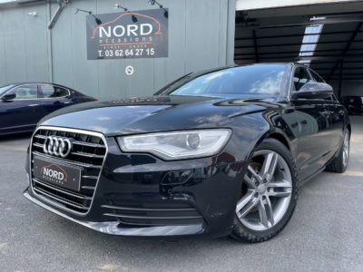 Audi A6 V6 3.0 TDI DPF 204 AMBITION LUXE bei B&D Cars in 8791 Beveren-Leie